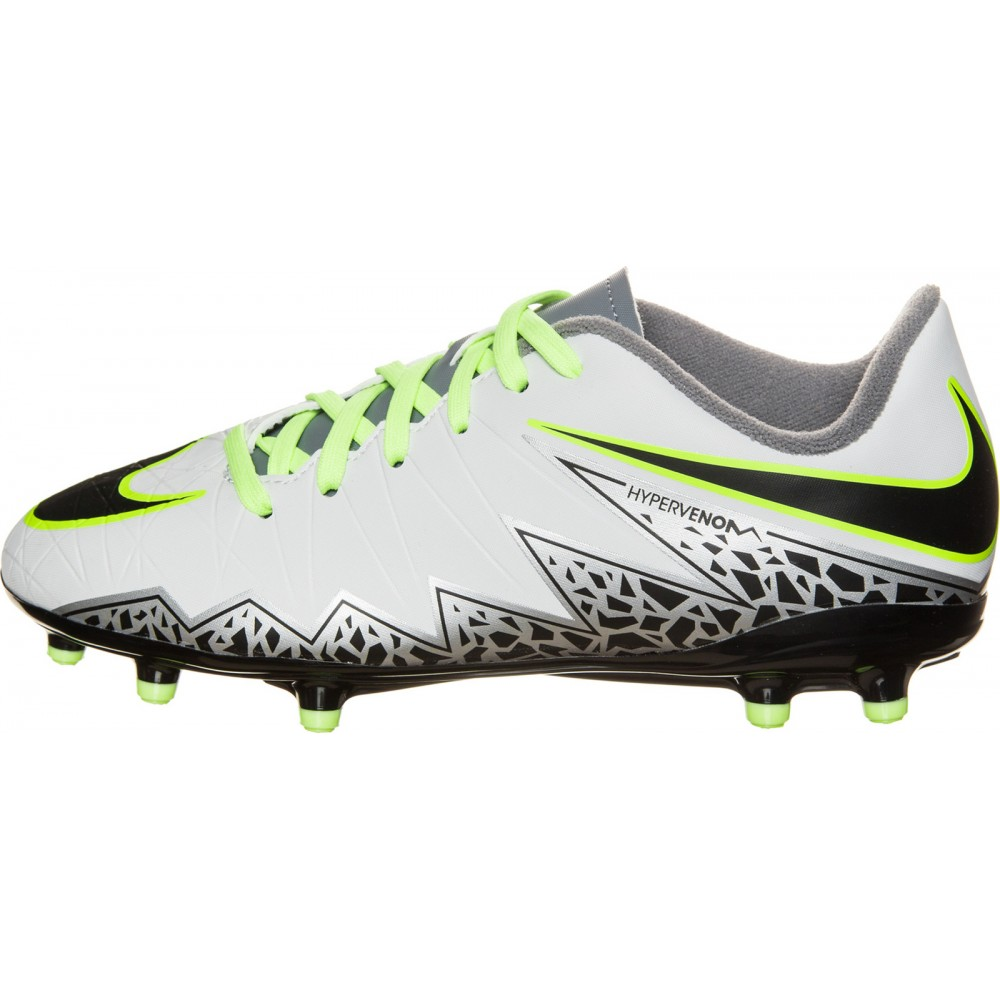 huge discount d8aa2 f6cbd Younger Football boots for turf ground Nike HYPERVENOM PH II FG Jr -  744943-003