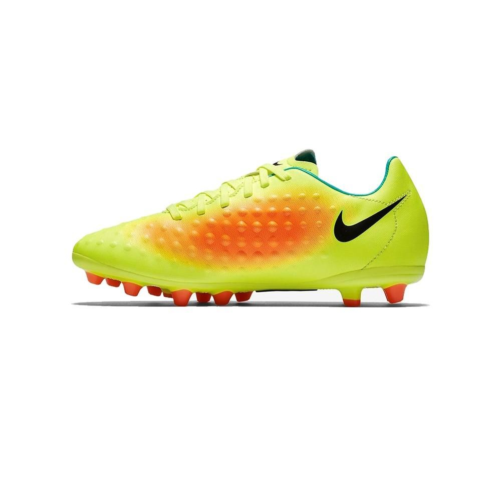 Kids football shoes for artificial ground Nike MAGISTA OPUS II AG-PRO Jr -  844414-708 764c7cd00c003