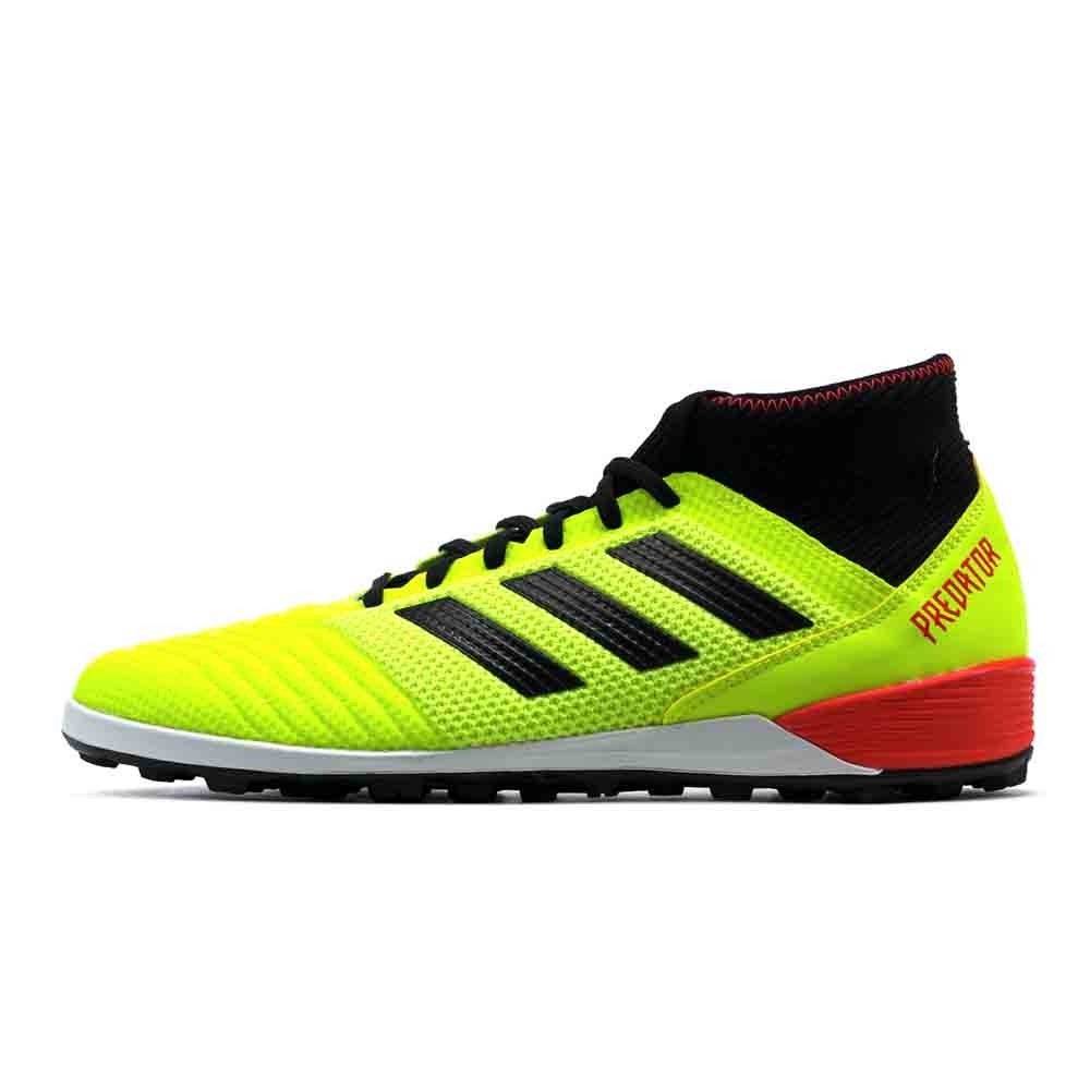 2668df544af6 Mens Football boots for turf ground Adidas PREDATOR TANGO 18.3 TURF BOOTS -  DB2134