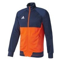 Ανδρική ζακέτα Adidas TIRO 17 TRAINING JACKET - BQ2601